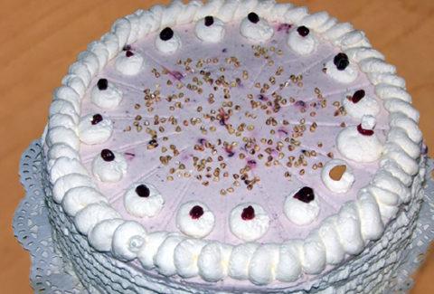 Nr. 15 Cranberry Torte von Steffen Förster - Holzfällerklause