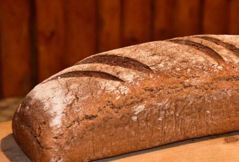 Natursauerteig Brot